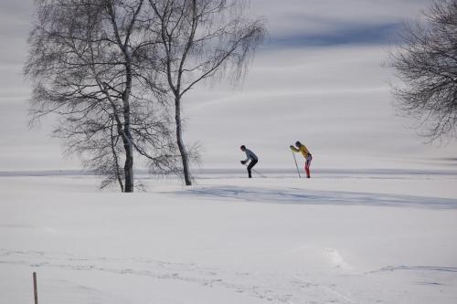 Langlauf im Nordic Sport Park