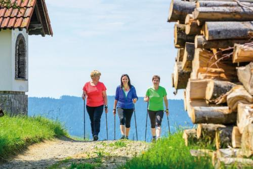 Nordic Walking in Sulzberg